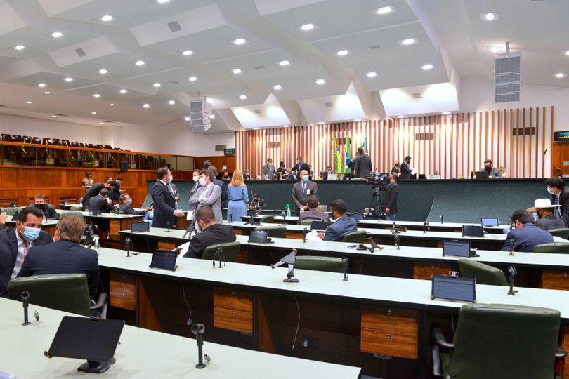 Projetos aptos a irem a Plenário