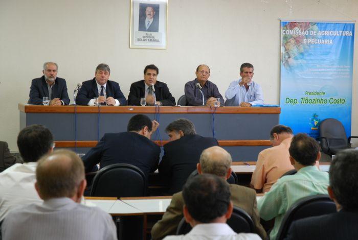 Comissão de Agricultura e Pecuária