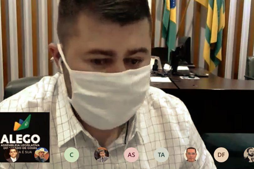 Amilton Filho é destaque por atuação em defesa dos consumidores goianos