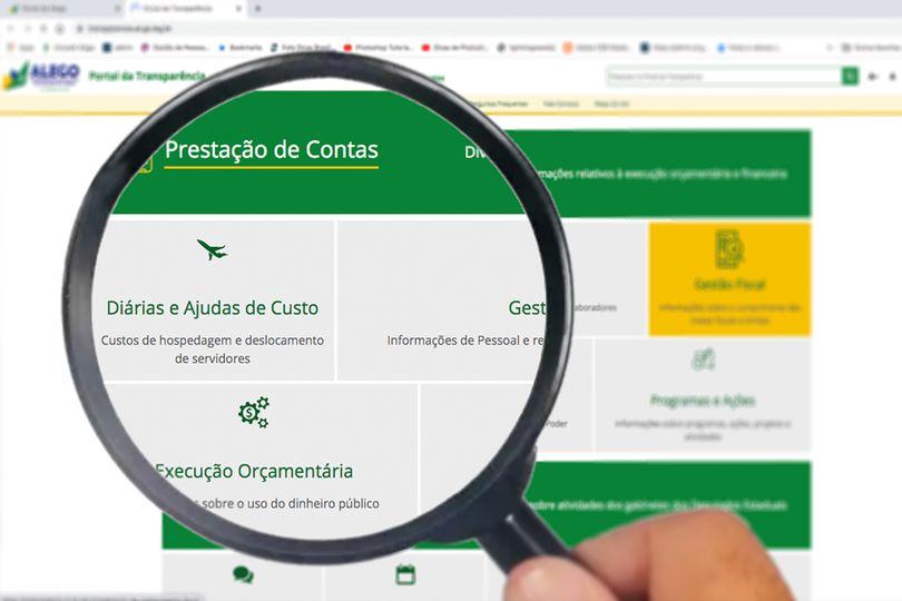 Relatório registra 62 mil visitas ao site da Alego em maio de 2021