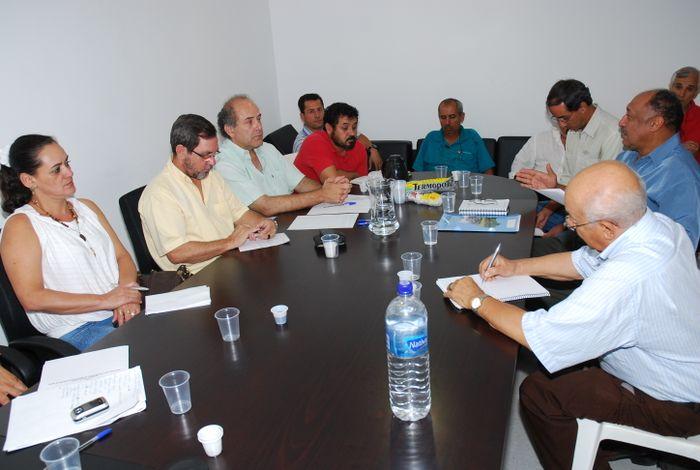 Reunião da Comissão de Direitos Humanos - Implementação da Reforma Agrária