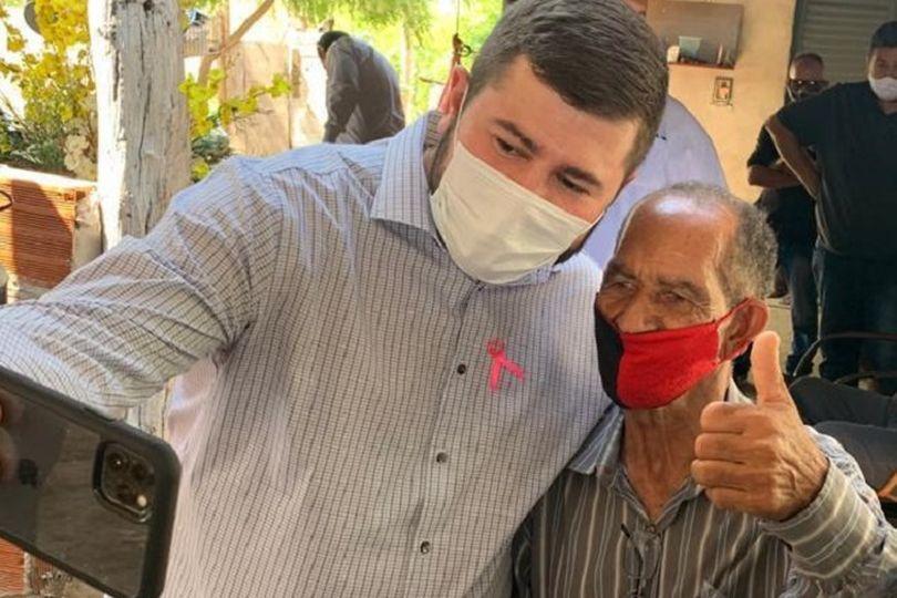 Pedido de Amilton Filho garante energia elétrica para 800 famílias em Flores de Goiás