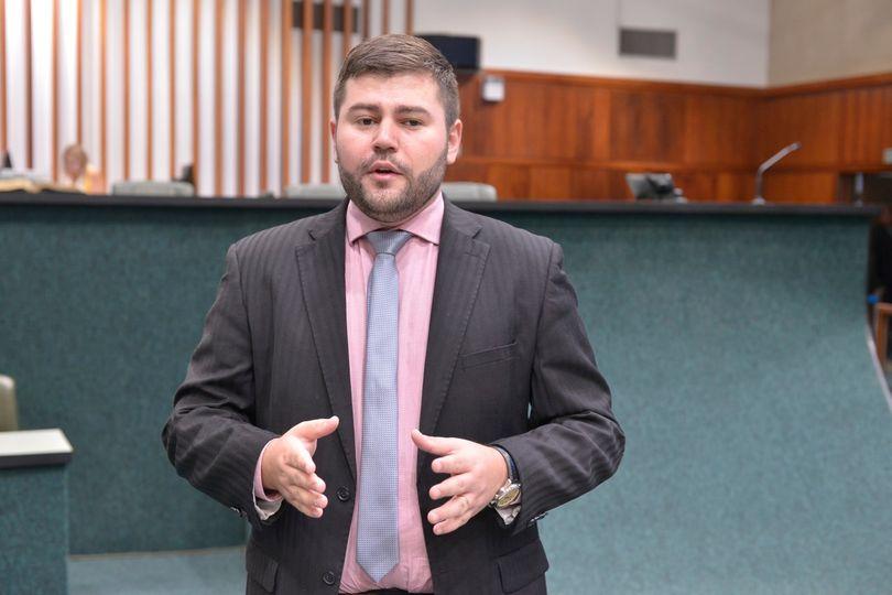Amilton Filho destina R$ 200 mil para reforma e ampliação do Hospital Municipal de Campos Verdes