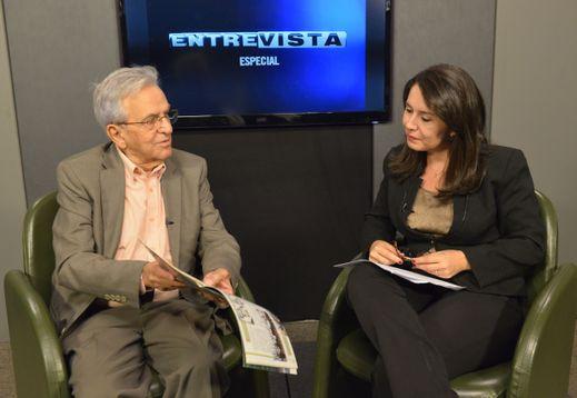 Entrevista com Helenês Cândido