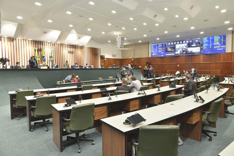 Alego deliberou 55 matérias em Plenário e definiu relator da LDO