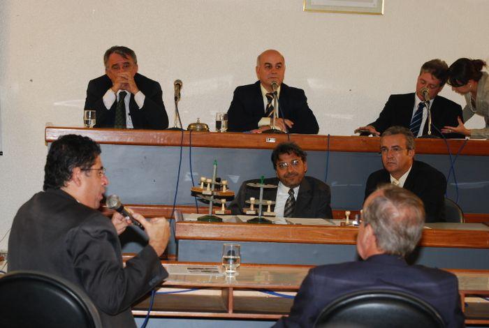 Comissões Técnicas Reunidas