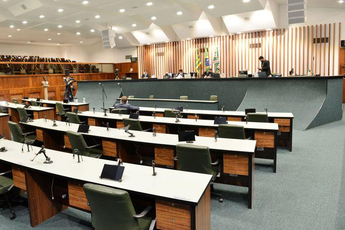 Comissão de Constituição, Justiça e Redação híbrida