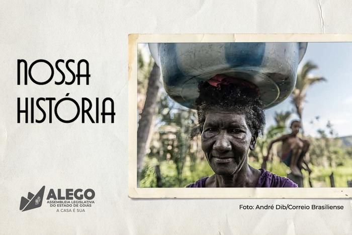 """Série """"Nossa História"""" mostra um pouco da comunidade Kalunga"""
