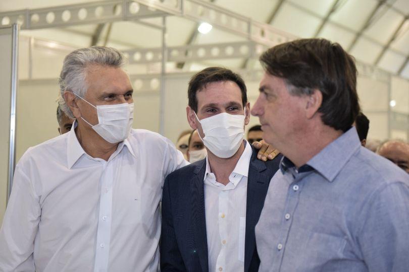"""""""Uma força-tarefa com o objetivo de salvar vidas"""", diz Lissauer durante inauguração do HCamp de Águas Lindas"""
